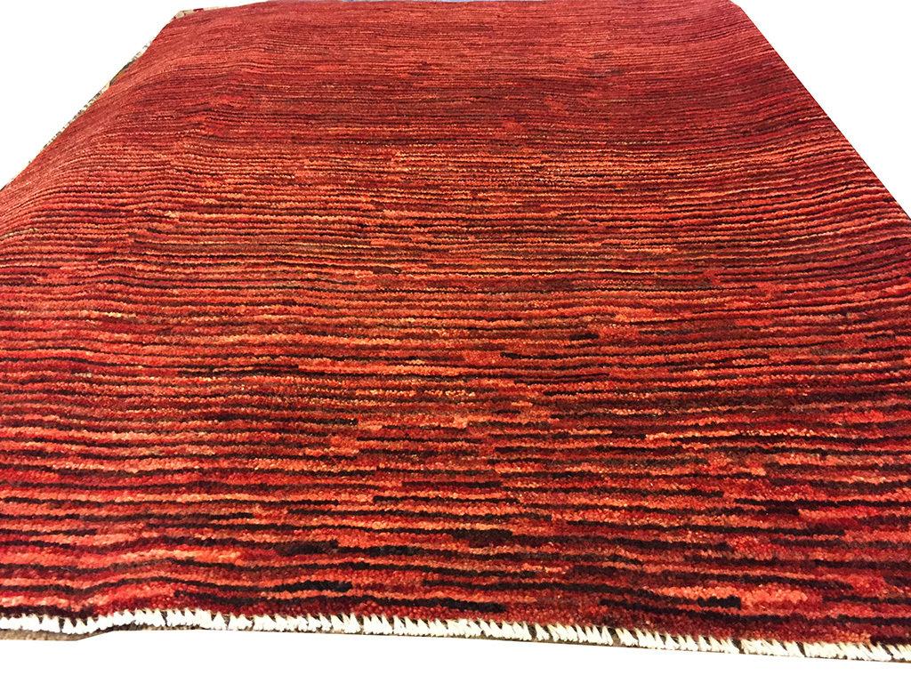 gabbeh teppich original persien rot 178 cm x 110 cm online kaufen. Black Bedroom Furniture Sets. Home Design Ideas