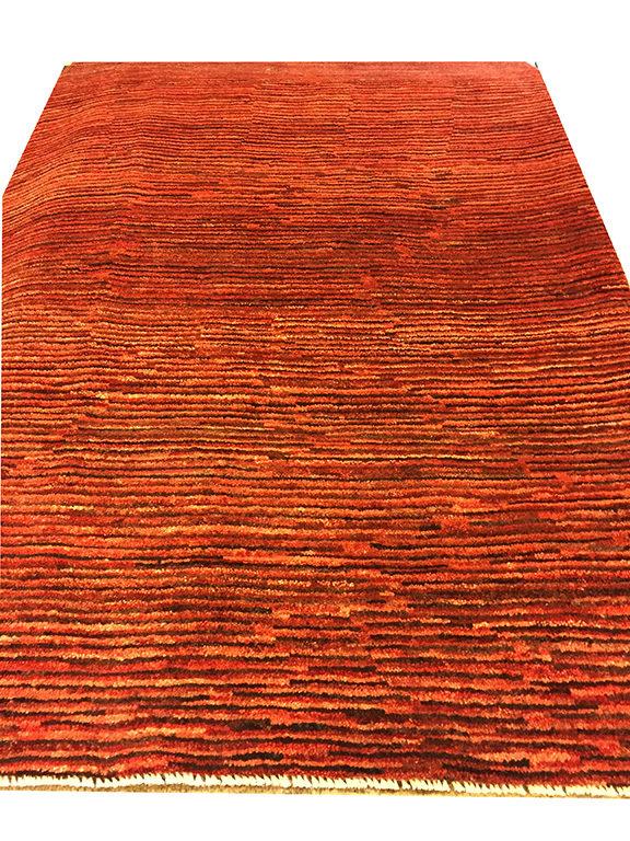 gabbeh teppich original persien rot 178 cm x 110 cm online kaufen